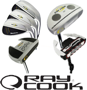 Ray Cook Putters & Wedges 40% Off