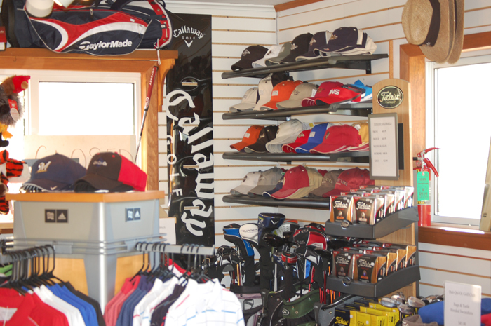 Quit Qui Oc Golf Course and Restaurant Pro Shop Accessories Golf