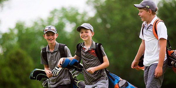 Quit Qui Oc Golf & Restaurant Junior Golf Program