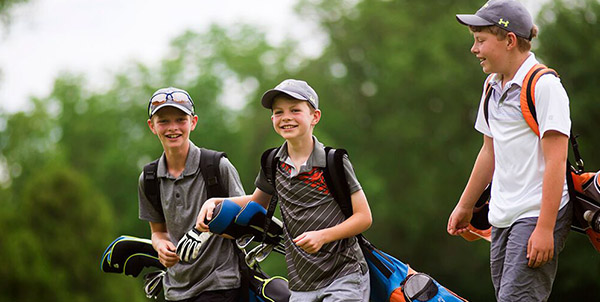 Quit Qui Oc Golf & Restaurant Junior Golf Program